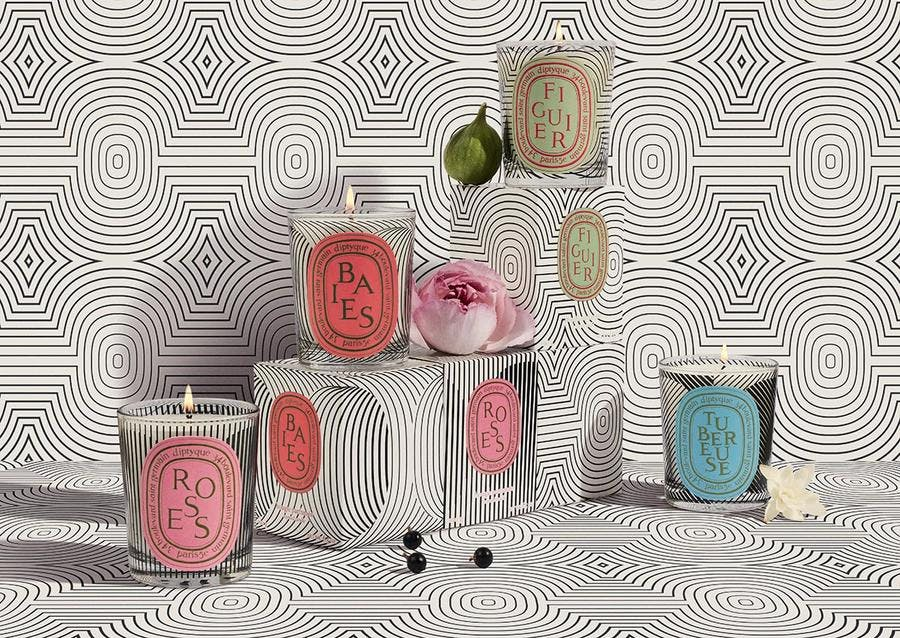 bougie 60 ans diptyque