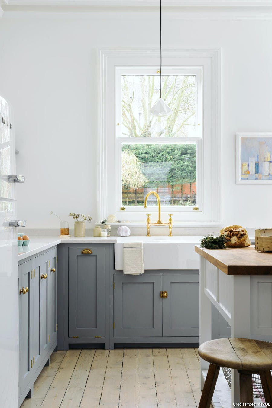 Cuisine Campagne Chic 8 Idees Deco A Imiter 2020 Maison