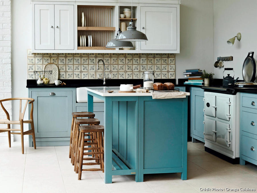 Cuisine Campagne Chic 8 Idees Deco A Imiter 2019