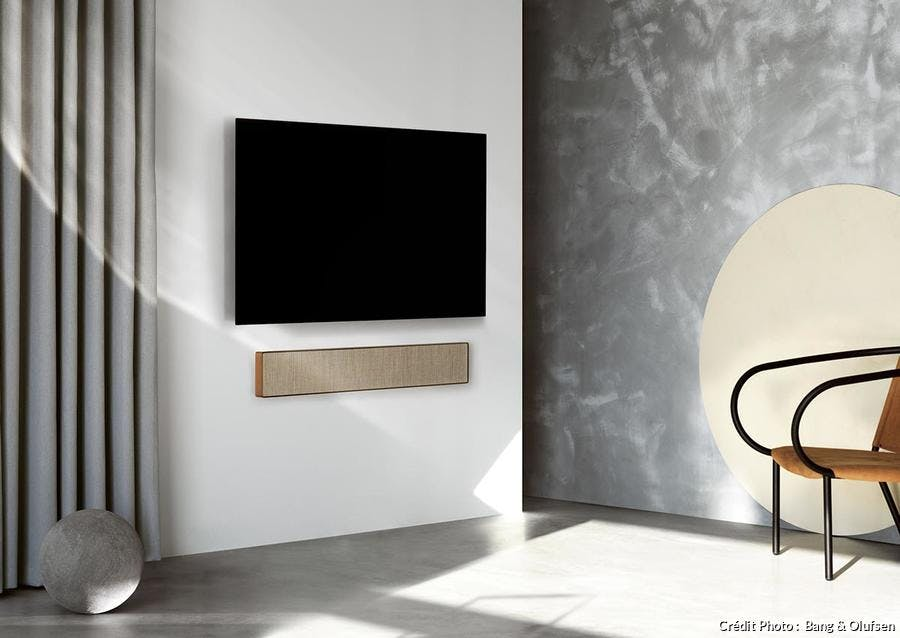 barre de son Bang & Olufsen