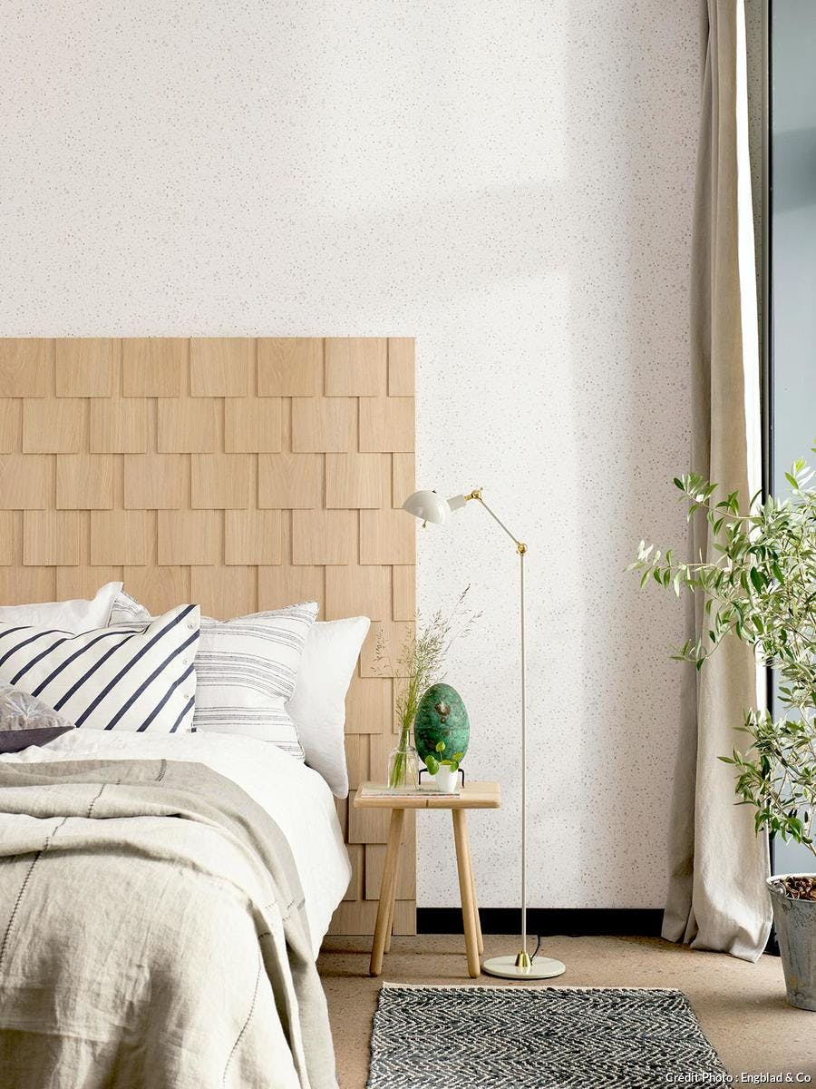 chambre cocooning chic et lumineuse