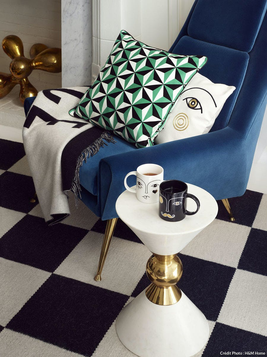 collection jonathan adler pour Hm Home