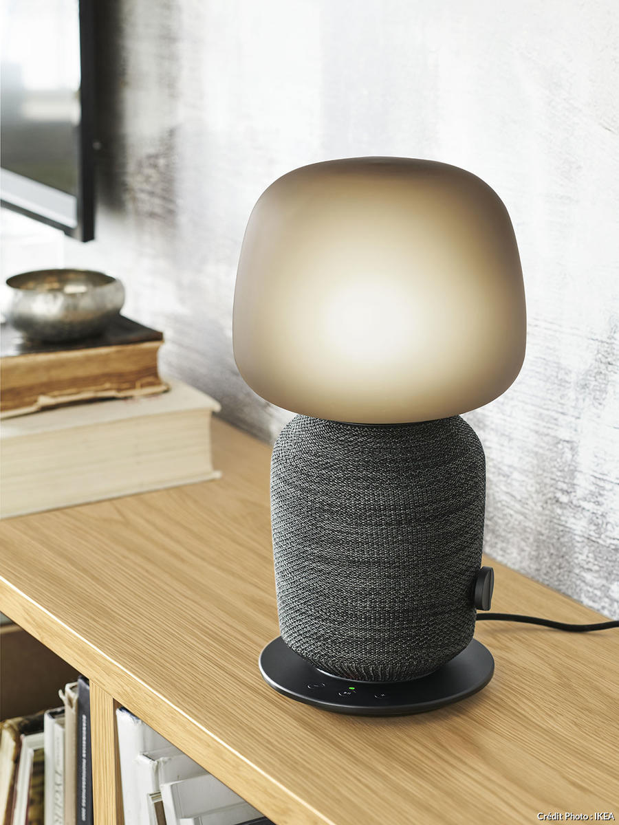 lampe bluetooth design