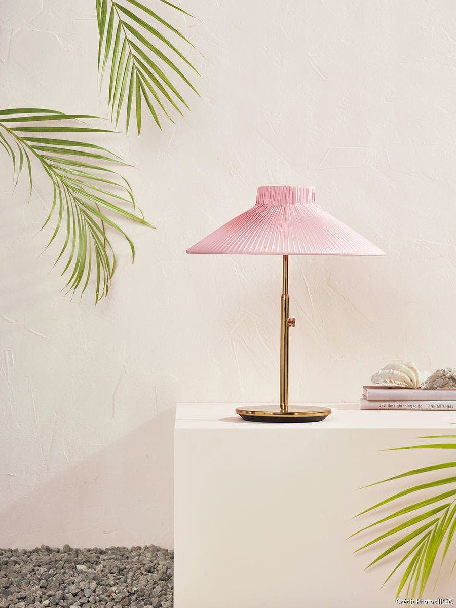lampe solaire girly