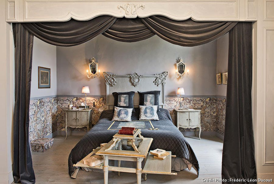 La chambre de Chantal Thomass