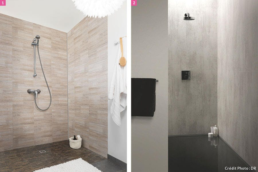 Revetement Mural Douche Les 4 Options Incontournables