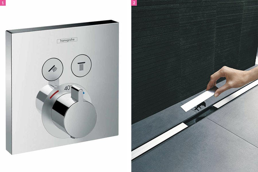 Douche Hansgrohe