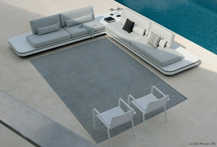 manutti steps tapis outdoor