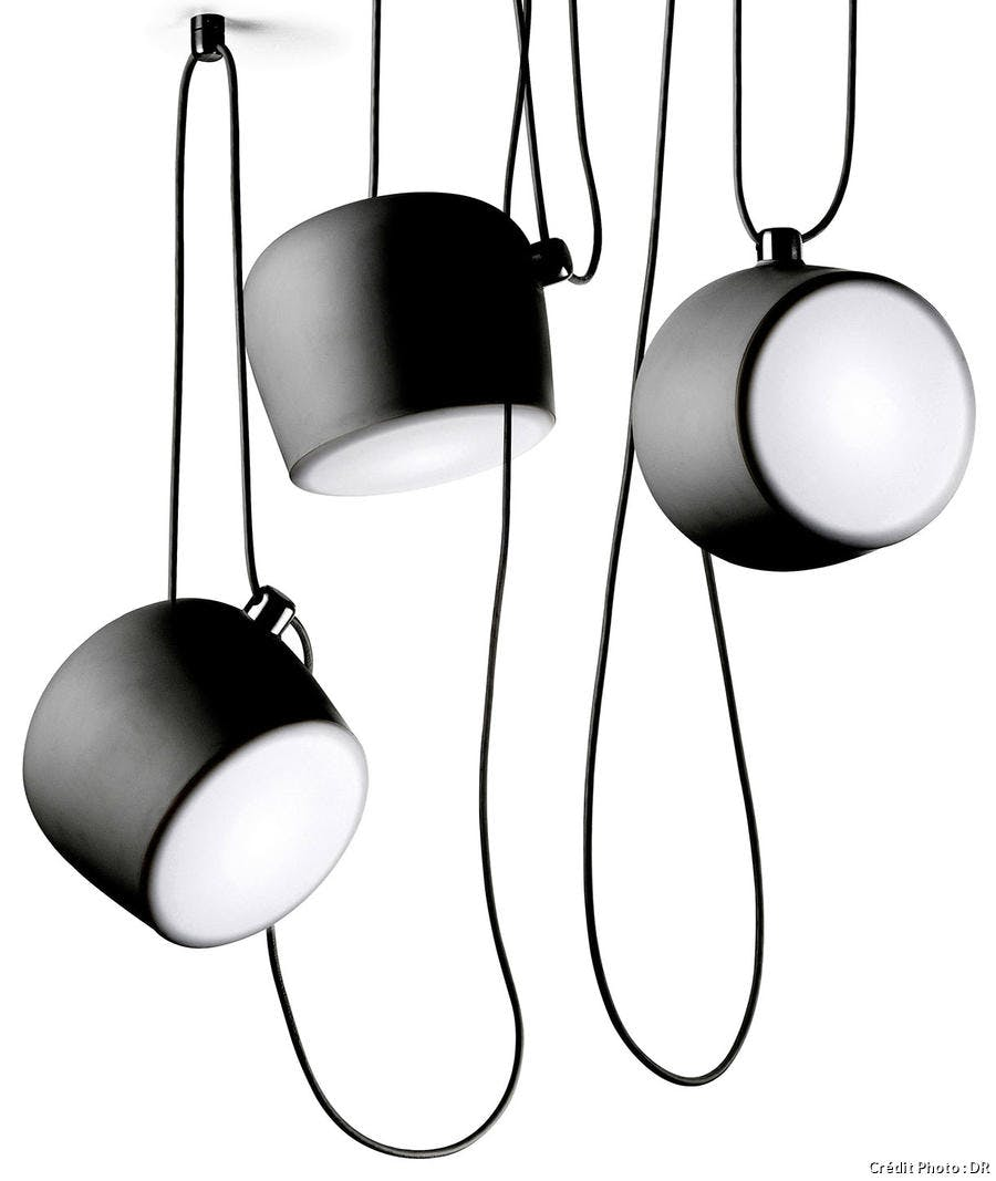 Suspension Aim de Flos chez Made in Design