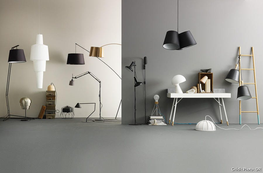 Soldes luminaires bo concept
