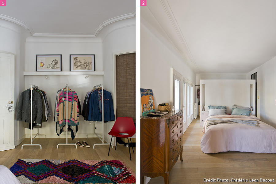 chambres seventies