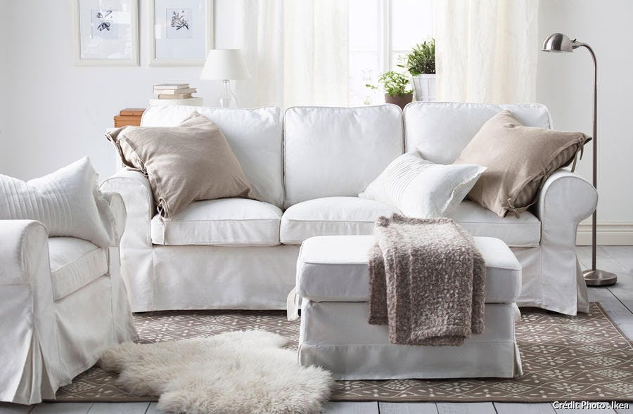 ambiance cocooning couverture