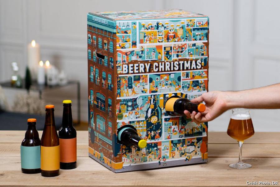 calendriers de l'avent bieres beery christmas 2019