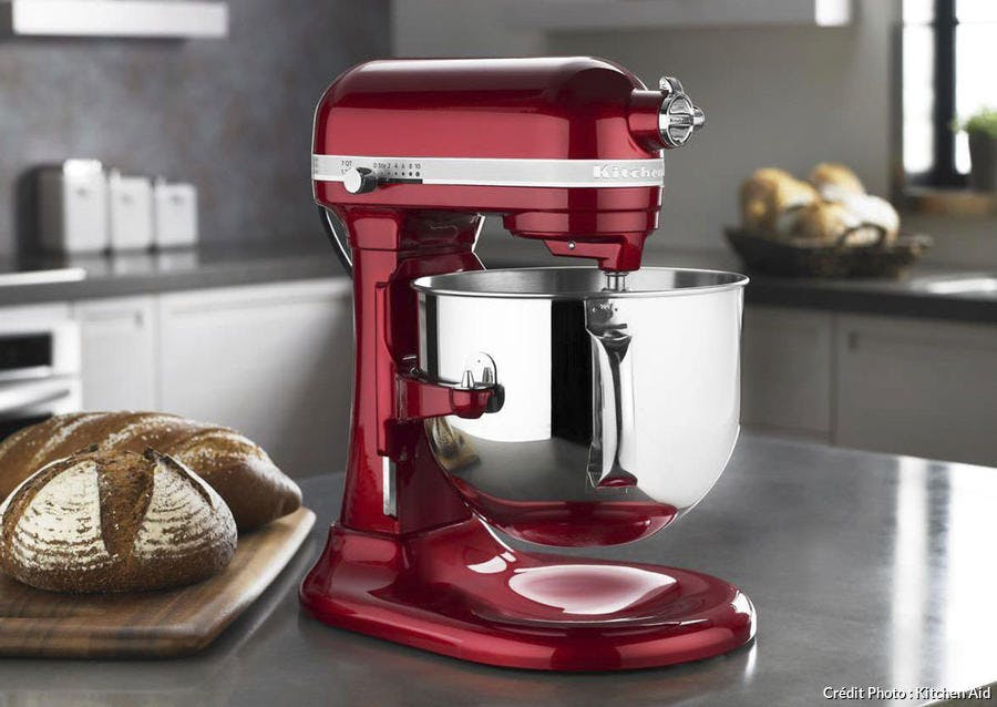 Robot patissier kitchen aid