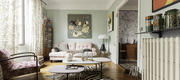 Mix and match vintage dans 65m²