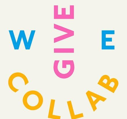 ventes solidaires we give collab