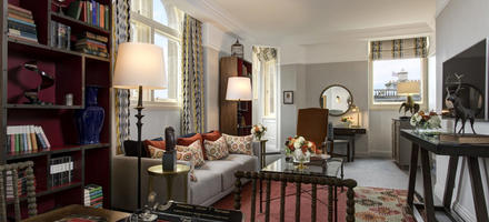 Chambre de J.K Rowling Suite at