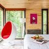 "Chambre du lodge ""Sixties"""